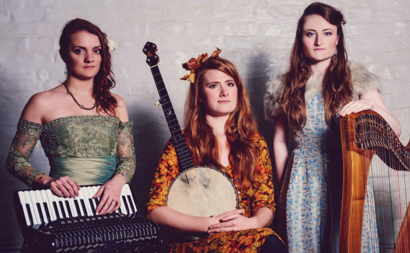 The charms of Lady Maisery: meeting folk music's finest
