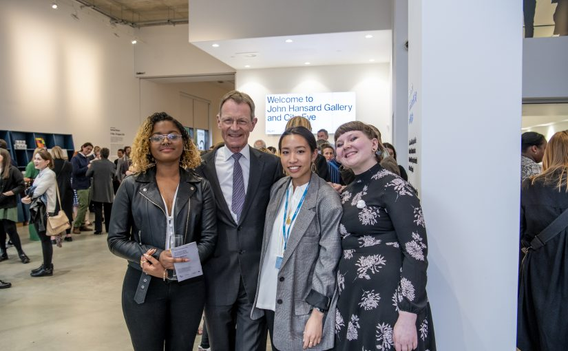 A Night To Remember   John Hansard Gallery Grand Opening