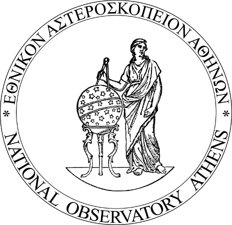 Institute for Astronomy, Astrophysics, Space Applications and Remote Sensing, National Observatory of Athens logo