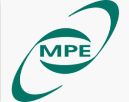 Max Planck Institute for Extraterrestrial Physics logo