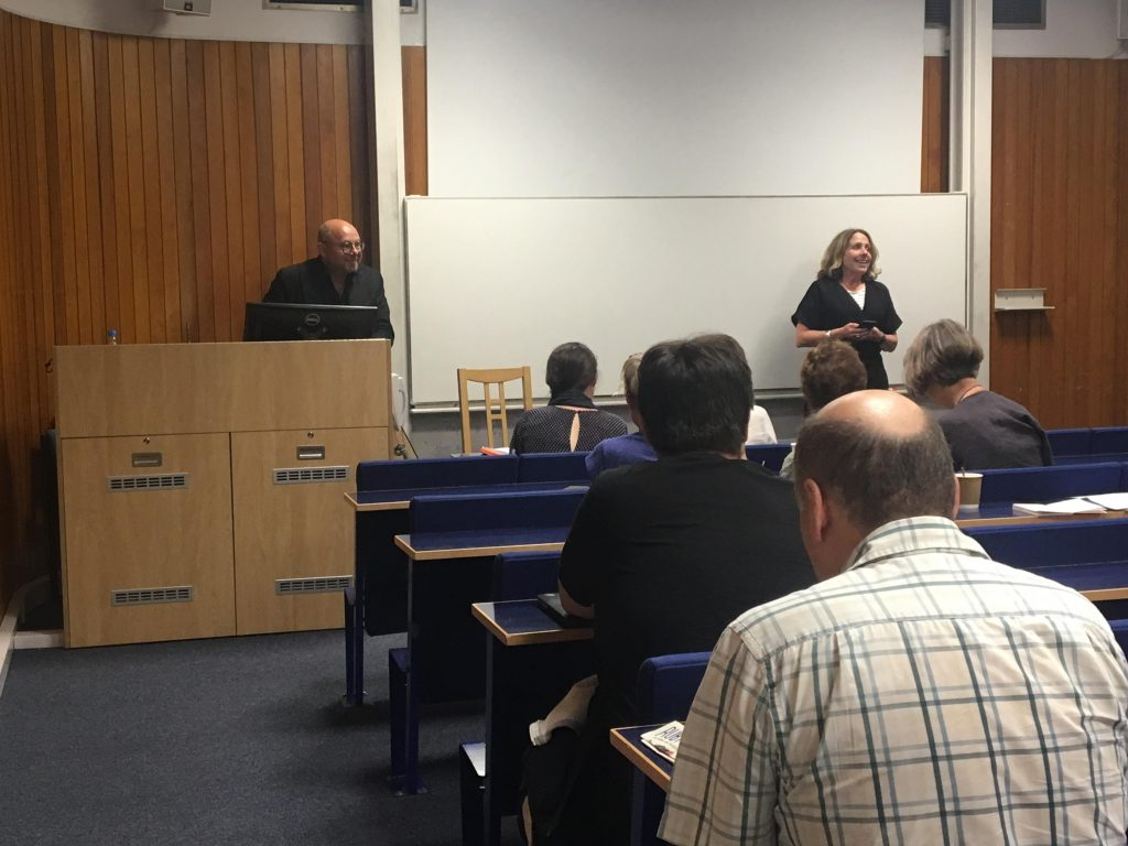 wsi seminar with adam arvidsson
