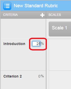 standard_rubric_weighting