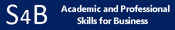S4B: Academic and Professional Skills for Business