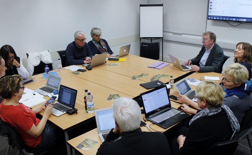Eurocall executive board meeting
