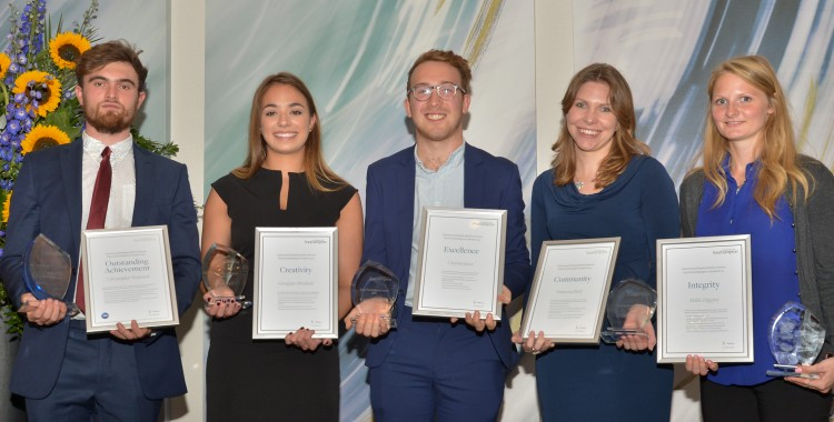 Excel Southampton Awards 2015