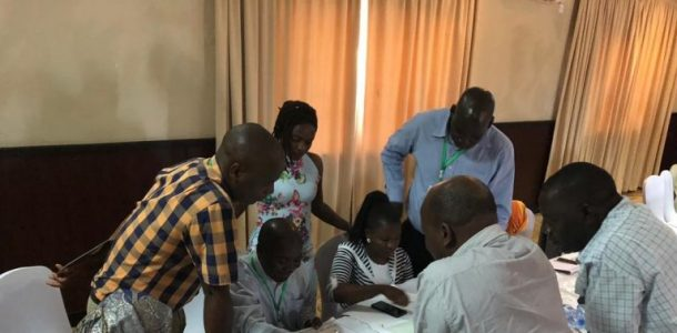 Reflecting on our first Malawi stakeholder workshop