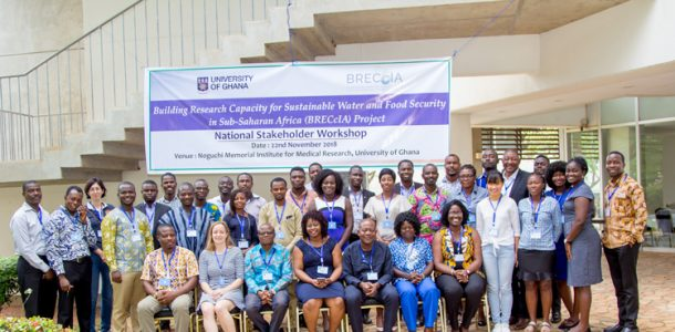 BRECcIA Project in Ghana Engages Stakeholders in Accra