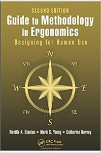 A Guide to Methodology in Ergonomics Designing for Human Use