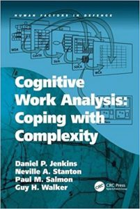 Cognitive Work Analysis coping with complexity
