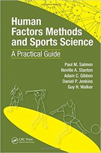 Human Factors Methods and Sports Science A Practical Guide