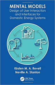 Mental Models Design of User Interaction and Interfaces for Domestic Energy Systems