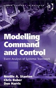 Modelling Command and Control Event Analysis of Systemic Teamwork