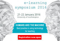 2016 e-learning Symposium