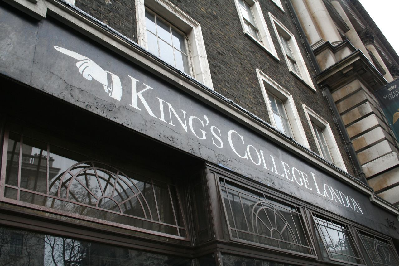 King's College London Joins SES