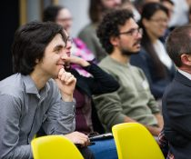 Powering up Research, Bartlett School of Architecture, Photos by Kirsten Holst