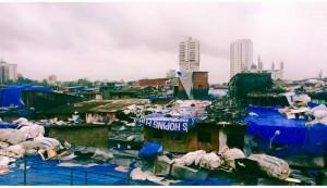 Dharavi (Credit: Joe Peskett)