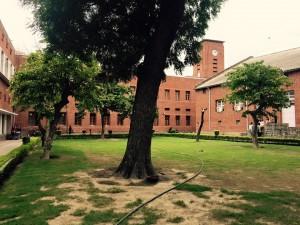 Shri Ram College of Commerce, the University of Delhi ( Credit: Joe Peskett)