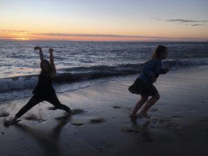 Glenelg Beach Sunset