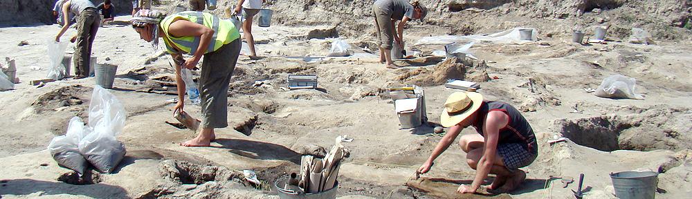 Százhalombatta Excavation