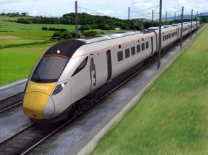 Hitachi Train (1)