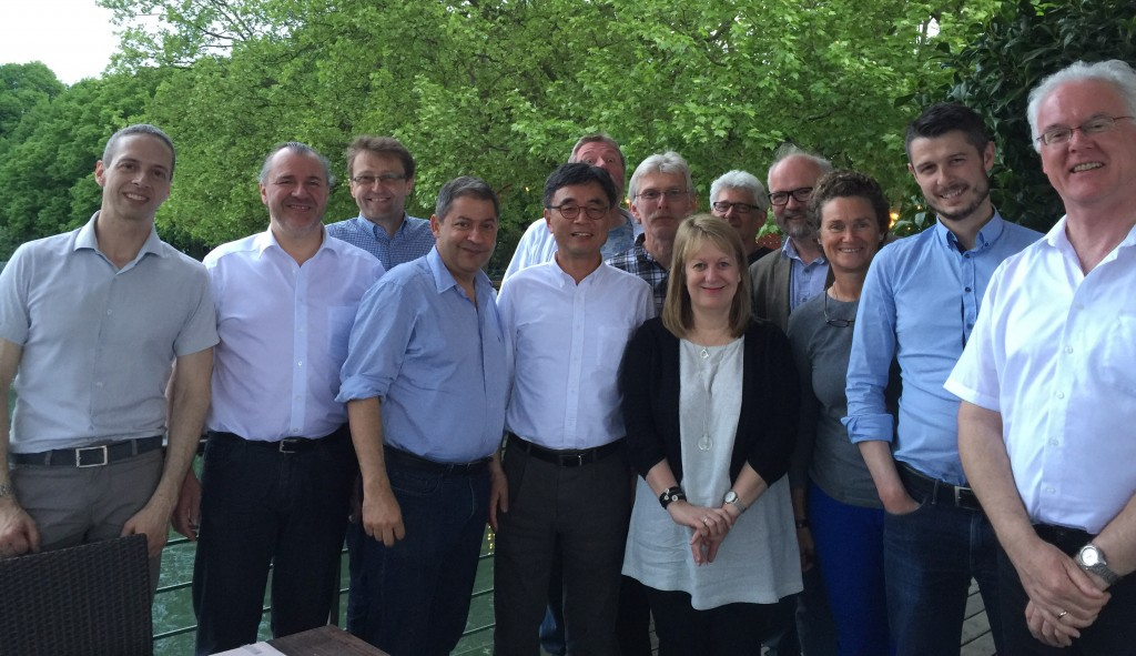 WSTNet Lab Directors Meeting, Hannover, 22 May 2016.