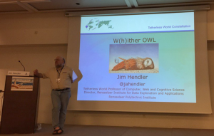 Jim Hendler at ESWC 2016/ John Dominique ©2016/cc by