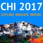 CHI2017 logo