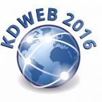 KDWEB2016 logo