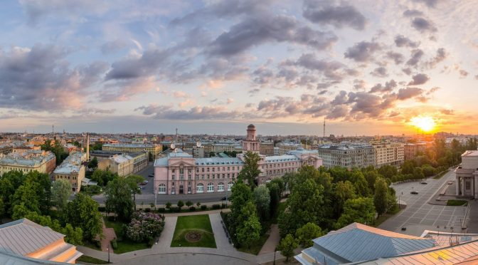 WSTNet Web Science Summer School 2017 – St Petersburg, Russia