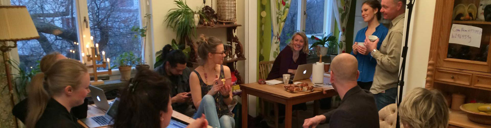 Coworking events: Winchester Jelly and Freelance Friday