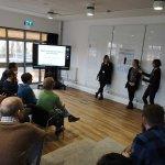 24/01/2019 – AI3SD Gives Tech Talk at Syngenta