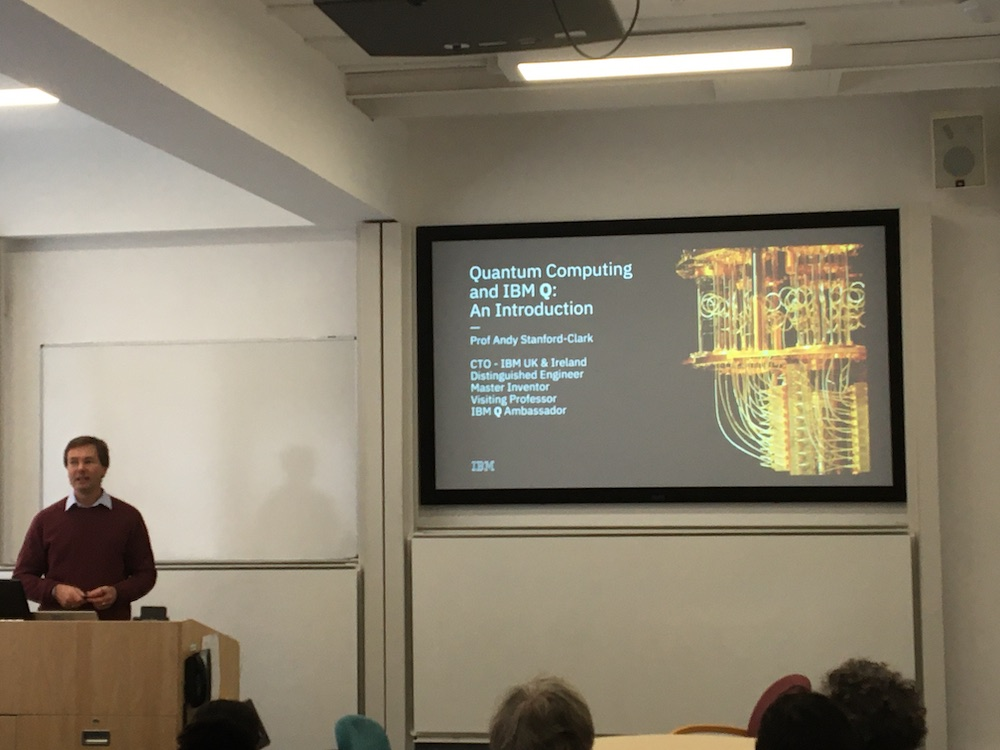 06/11/2019 – Quantum Computers: a guide for the perplexed