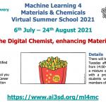 20/05/2021 – ML4MC Summer School