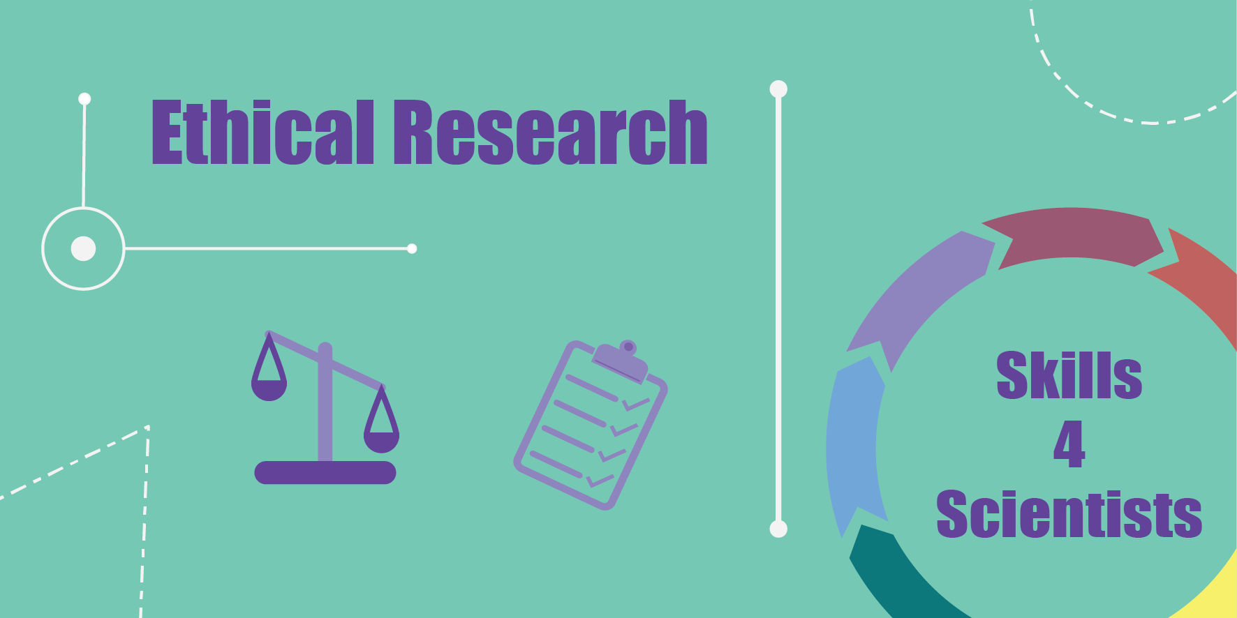 Read more about the article 18/08/21 – Skills4Scientists: Ethical Research