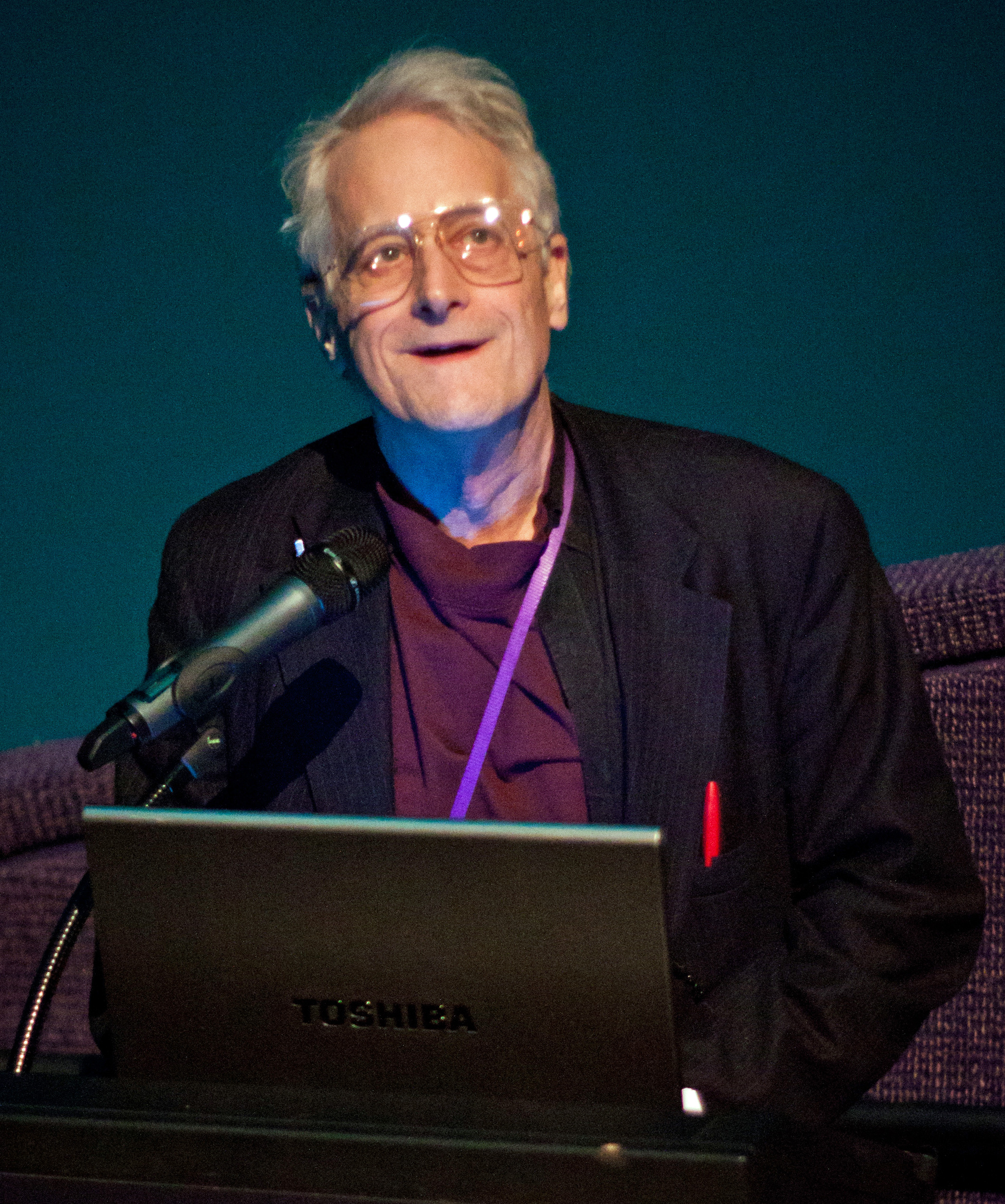Dr Ted Nelson