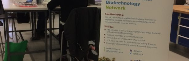 EBNet participates in Biodigester Hackathon, University of Sheffield: 2-3 Nov 19