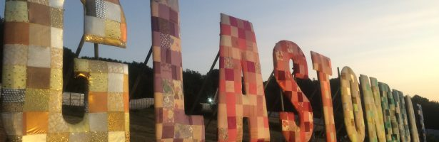 EBNet showcases circular bioeconomy at Glastonbury