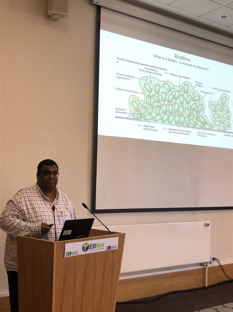 Dr Saikat Jana, University of Leeds