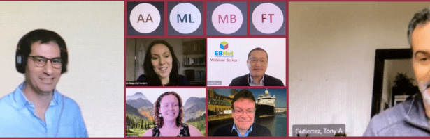 EBNet Webinar Series 20-21