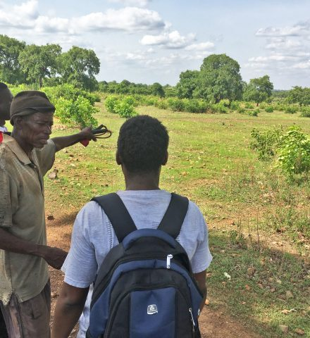 Building participatory research skills in northern Ghana: A field school approach
