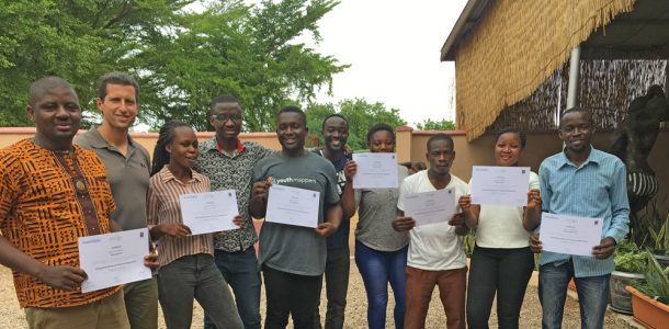 Capacity building and variability in the drylands of Ghana and Kenya