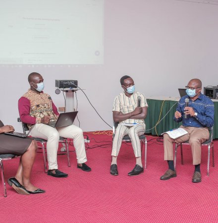Ghana Science to Policy Workshop 2020
