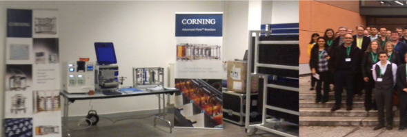 Rouen Hosts Successful First LabFact Launch Event and Training Event on Flow Chemistry
