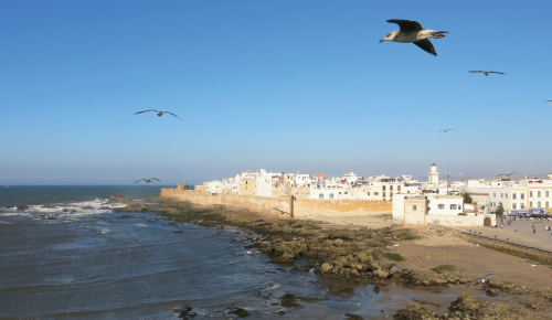 Essaouira's Coastal Heritage, Morocco