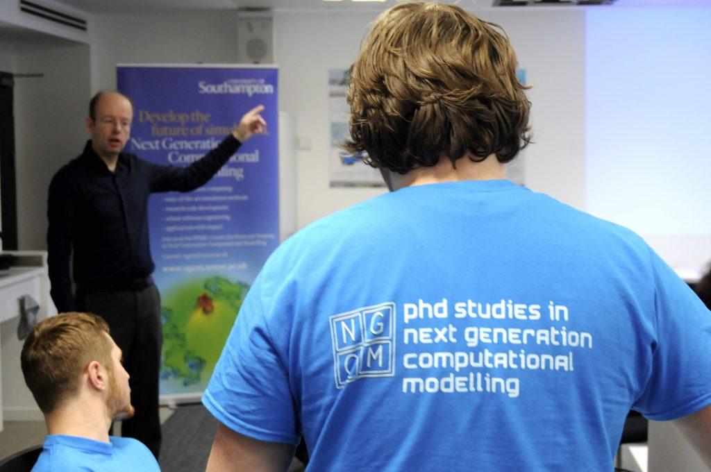 Teaching to NGCM students