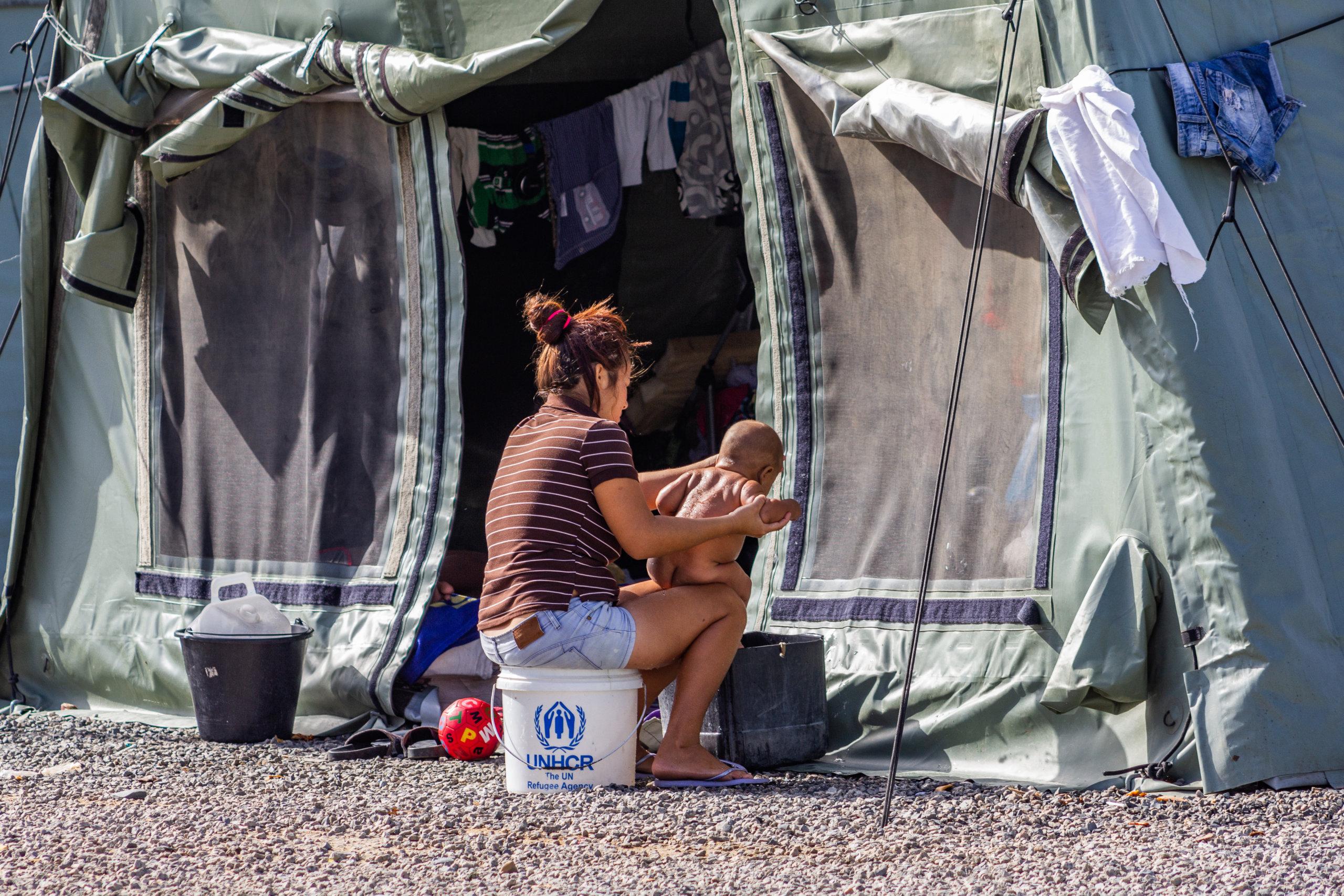 A Covid-19 ameaça a saúde e os direitos de mulheres e meninas migrantes na América Latina