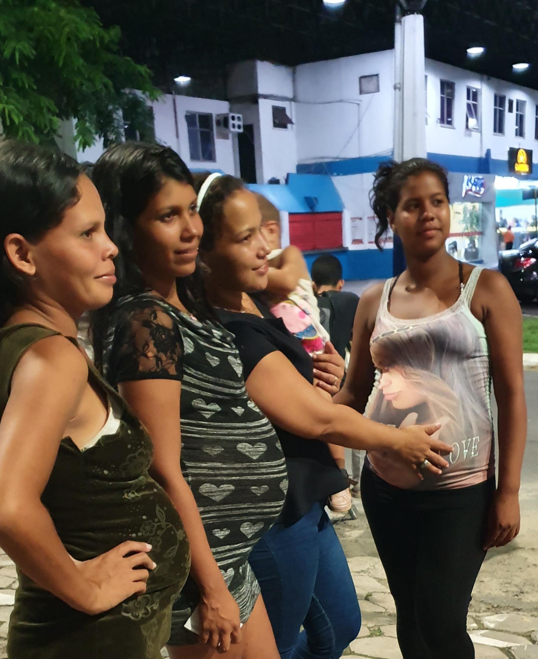 La Covid-19 amenaza a las mujeres y niñas migrantes en América Latina