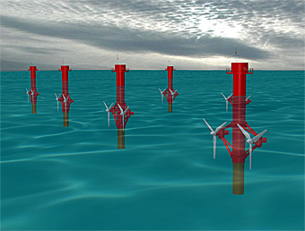 Hydrodynamics of Marine Current Turbines for Electrical Power Generation