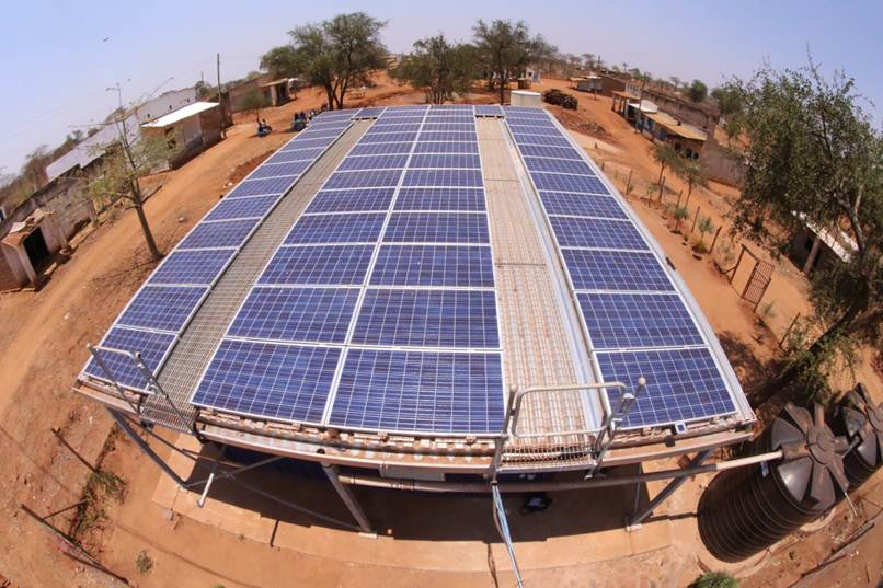 Energy for Development (E4D): Community Progress within the First Year Operation of the Solar Rural Electrification Project in Kenya