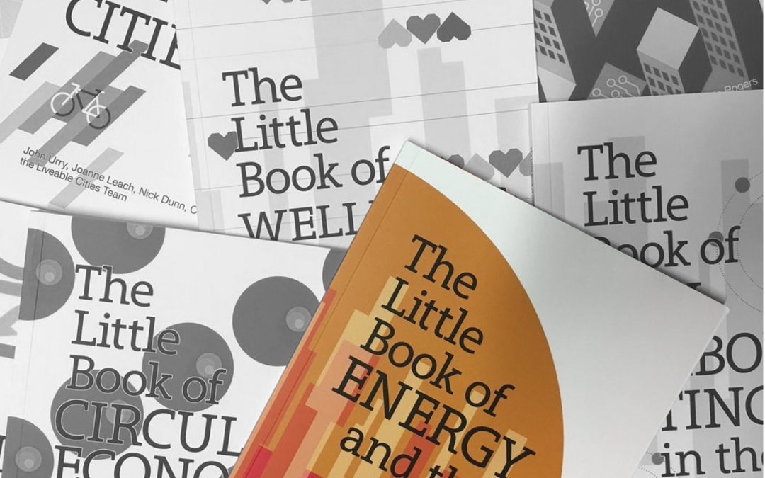 Liveable Cities – Little Book series